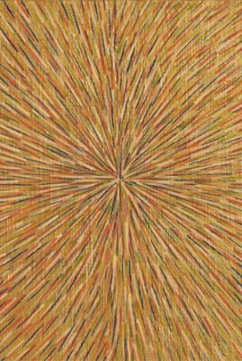 """Altar Piece oil on canvas 16"""" x 8"""""""