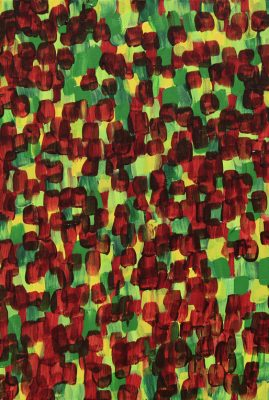"Idle Wishes Drift Acrylic on Canvas 11"" x 14"" x .5"""