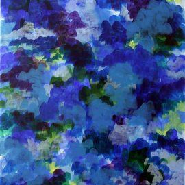 "The Moon Seals It Acrylic on Canvas 36"" x 48"""