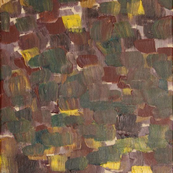 "Three Days, Neglected Acrylic on Canvas 12"" x 16"" $1500.00"
