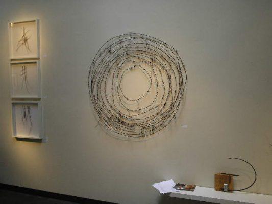 Work of Alison Wright.